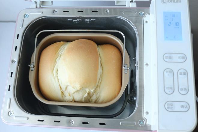 面包机版牛奶吐司怎样炒