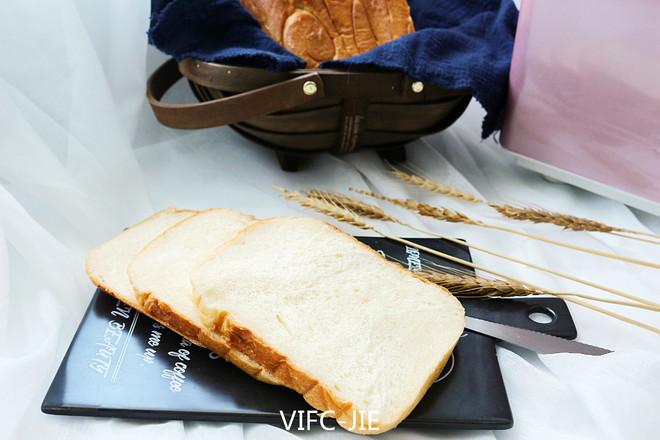 面包机版牛奶吐司怎样煮