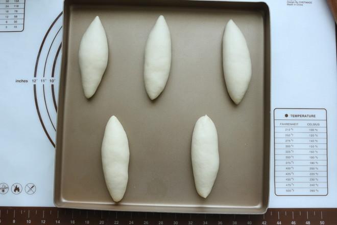 沙拉肉松面包怎样煮