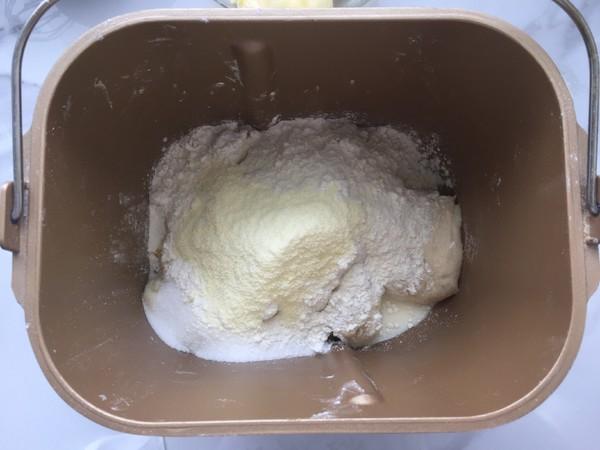 中种蔓越莓奶酪面包怎么炒