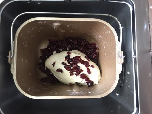 中种蔓越莓奶酪面包怎样炒
