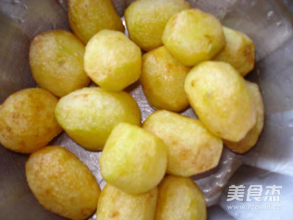 辣子鸡块土豆的简单做法
