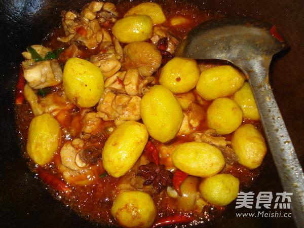 辣子鸡块土豆怎样炒