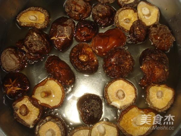 香菇豆腐丸子的家常做法