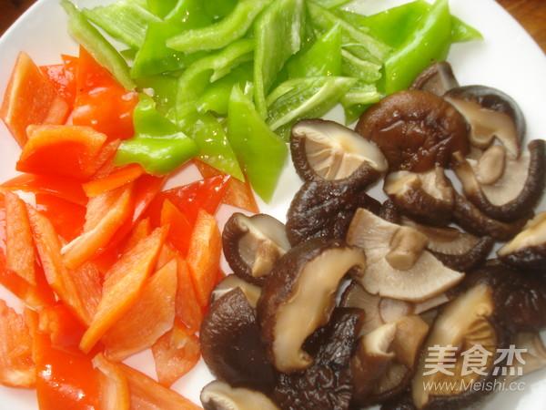 香菇豆腐丸子怎么炒