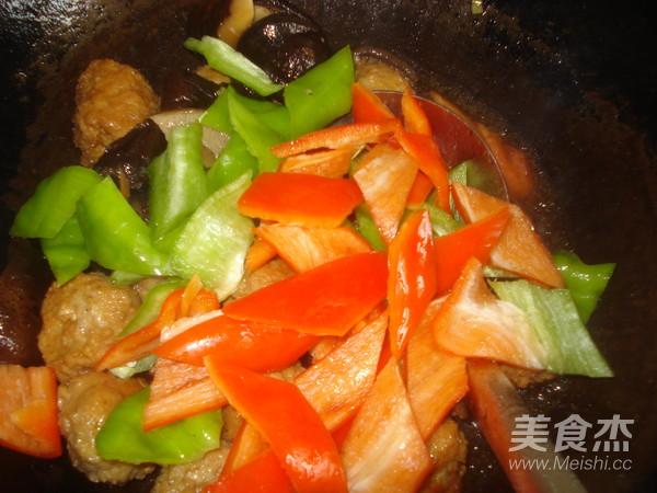 香菇豆腐丸子怎样做