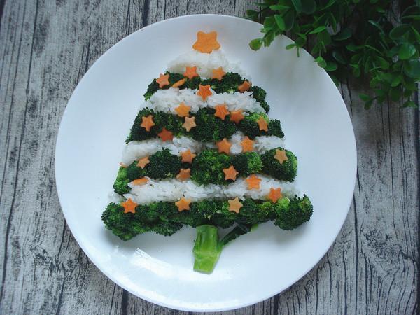 圣诞树的步骤