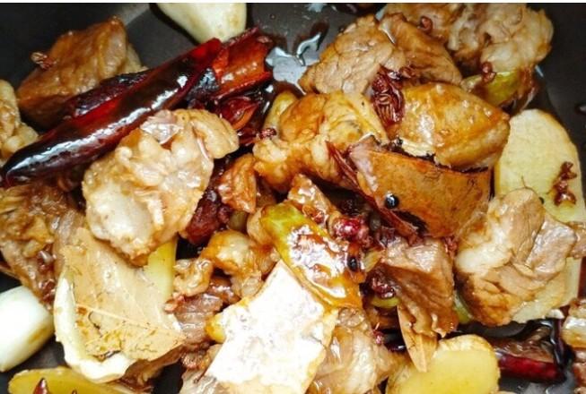 番茄土豆胡萝卜炖牛腩——高压锅版怎么煮