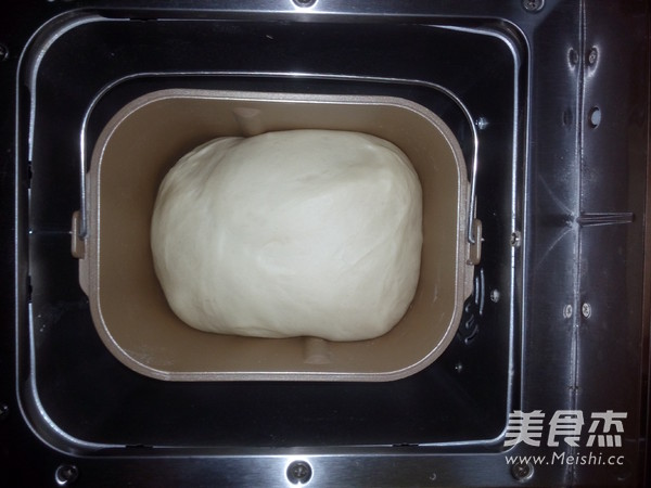 卷卷面包的简单做法