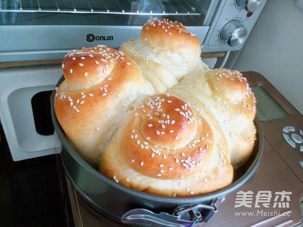 卷卷面包怎么煸