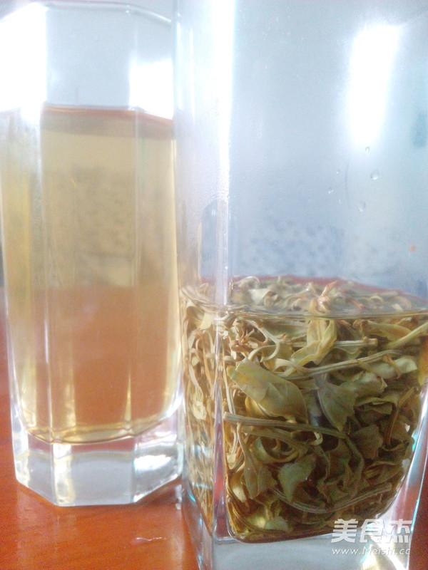 每天一杯无糖甜茶,远离心脑血管疾病和三高症状的步骤