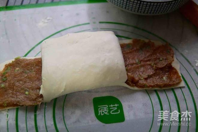 猪肉大葱千层肉饼的做法大全