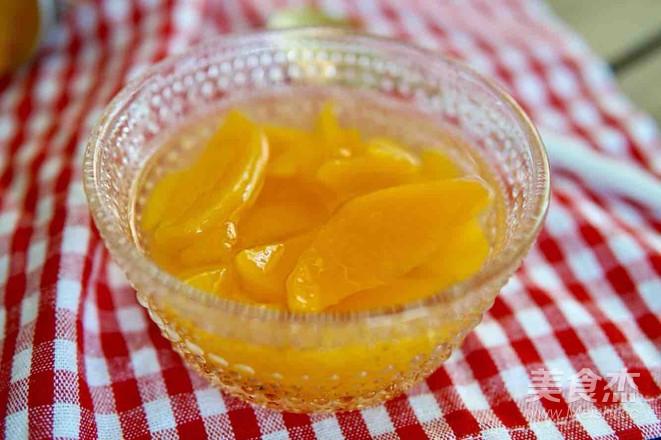 自制黄桃罐头怎样煮
