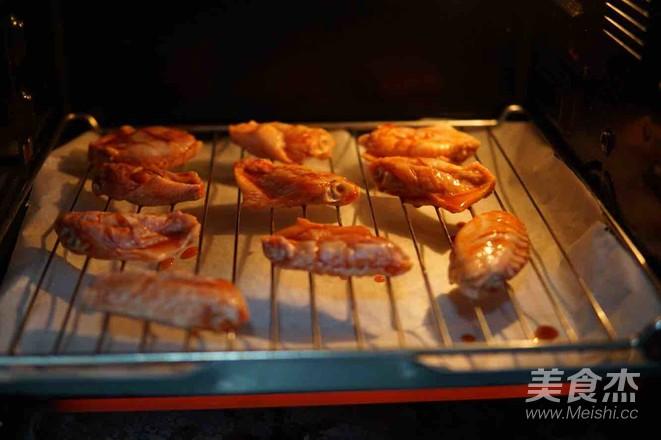 香辣烤翅怎么煮