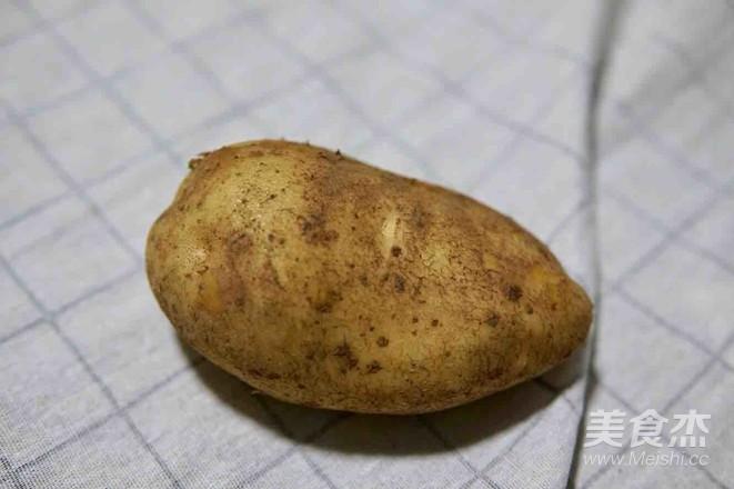 土豆虾球的做法大全