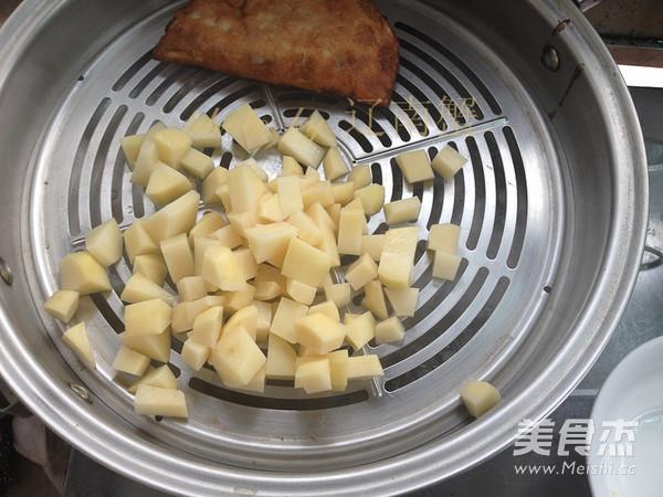 土豆鸡蛋煎的做法图解