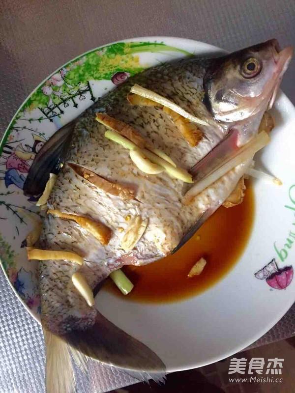 美味红烧武昌鱼的做法大全