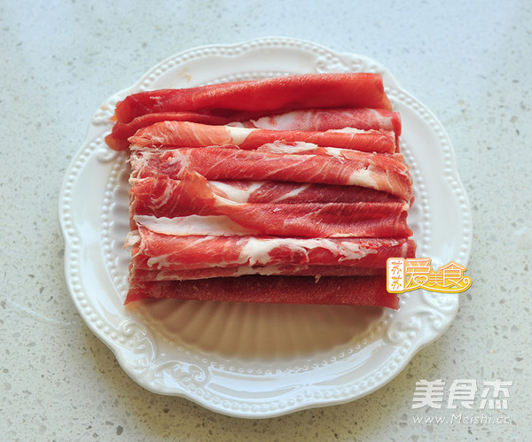 韩式泡菜肥牛卷的做法大全