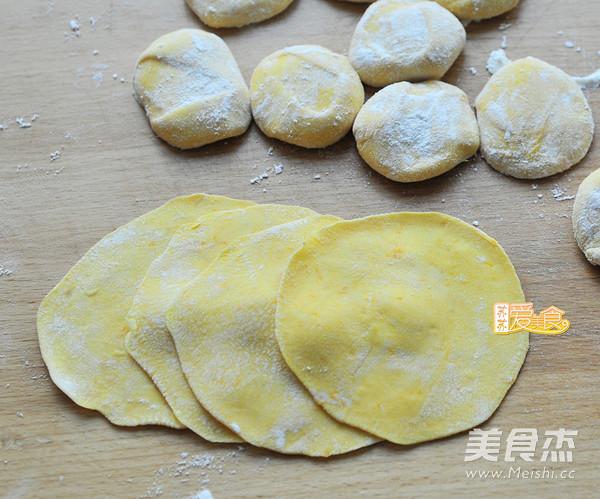 三鲜元宝饺子怎么炖
