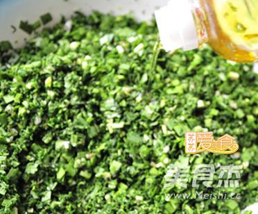 荠菜水饺的简单做法