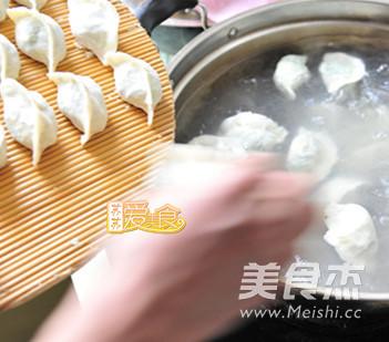 荠菜水饺怎么煮