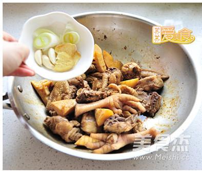 春笋尖焖土鸡怎么吃