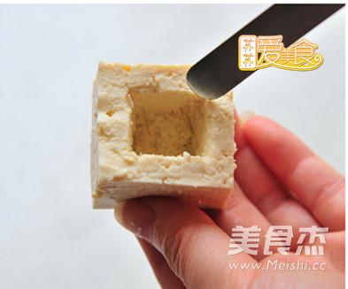 开胃酿豆腐的简单做法