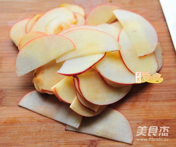 苹果玫瑰卷的做法大全