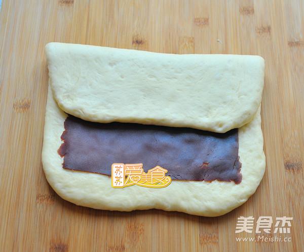 辫子豆沙包的家常做法