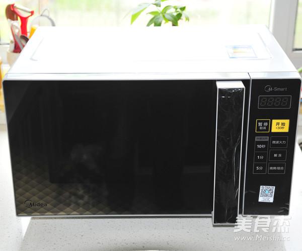 微波炉十分钟做零失败的芒果糯米糍的家常做法
