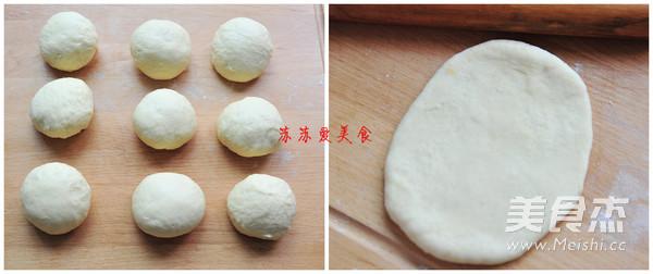 小清新酸奶乳酪排包的做法图解