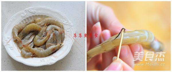 懒人版盐焗大虾的做法大全