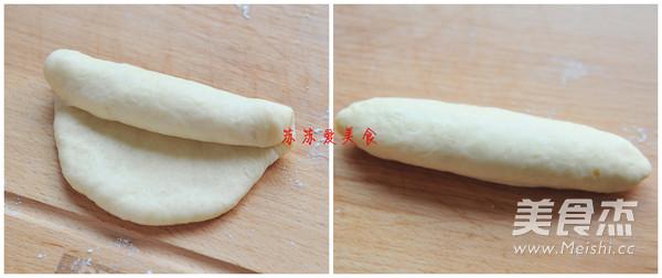 小清新酸奶乳酪排包的家常做法
