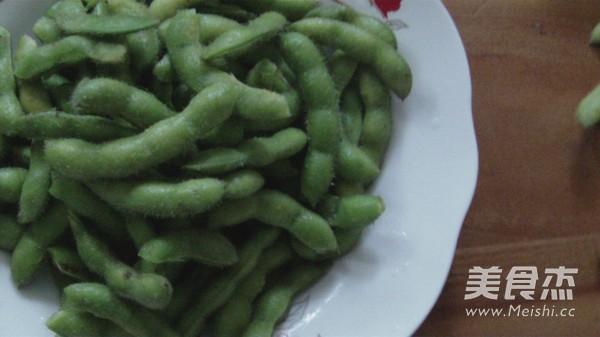 山东盐水煮豆荚的家常做法