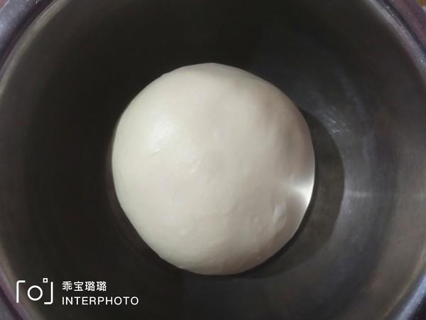 黑芝麻酱面包的简单做法