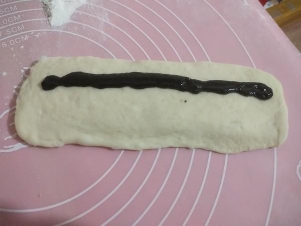 黑芝麻酱面包怎样煸