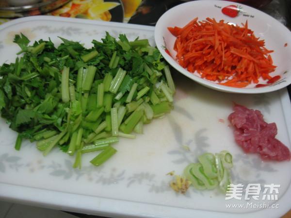 水芹菜炒肉的做法大全