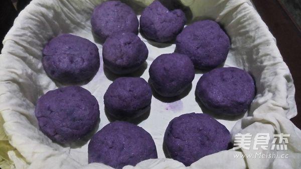蒸紫薯饼怎么做