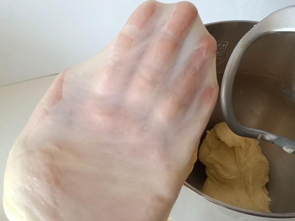 炼奶蜜豆蔓越莓小餐包的简单做法