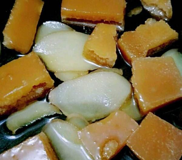 红糖姜水的家常做法