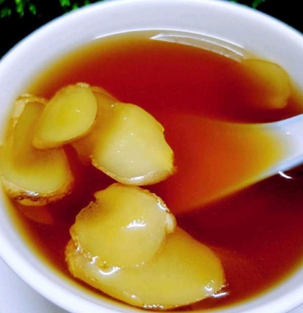 红糖姜水的简单做法