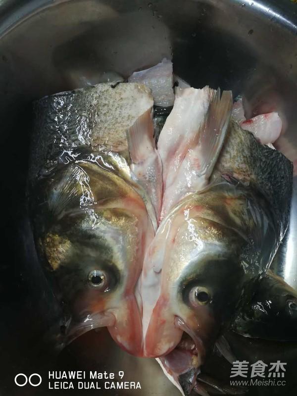 砂锅鱼头的做法大全