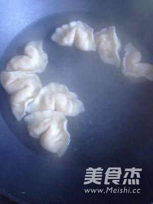 蒲菜猪肉馅状元饺怎样炒