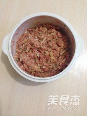 蒲菜猪肉馅状元饺怎么做