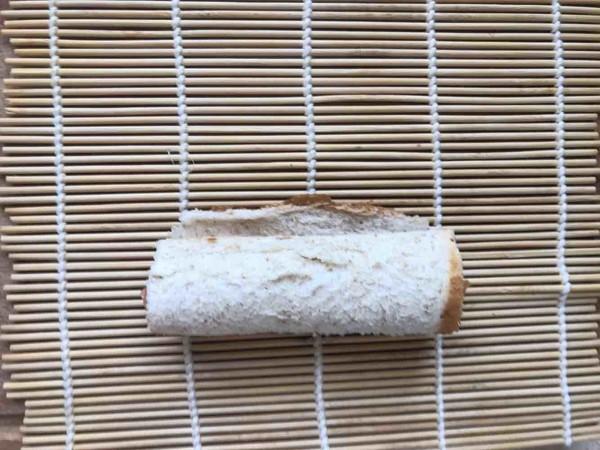 早餐吃什么—火腿吐司卷的家常做法