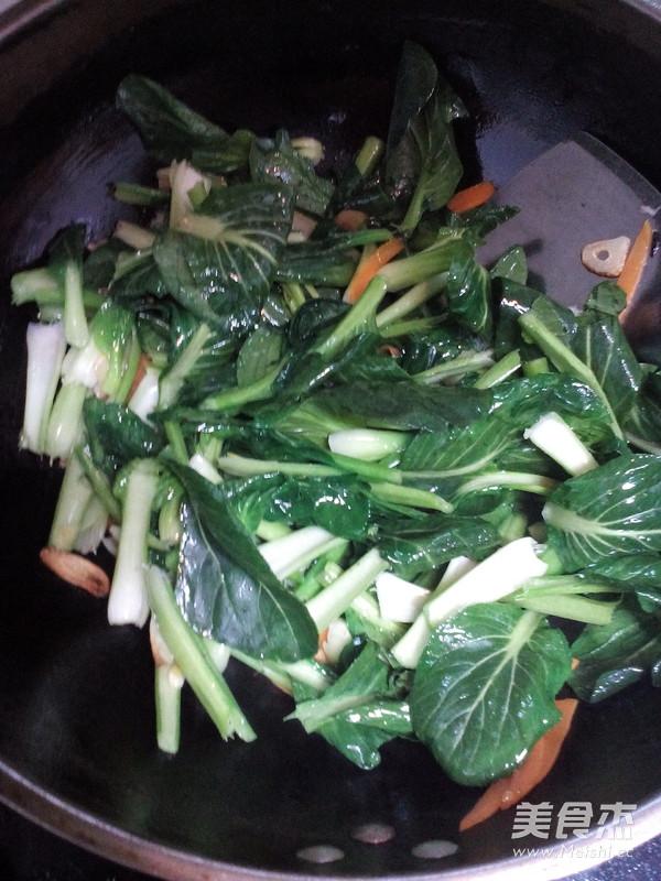 清炒油菜怎么吃