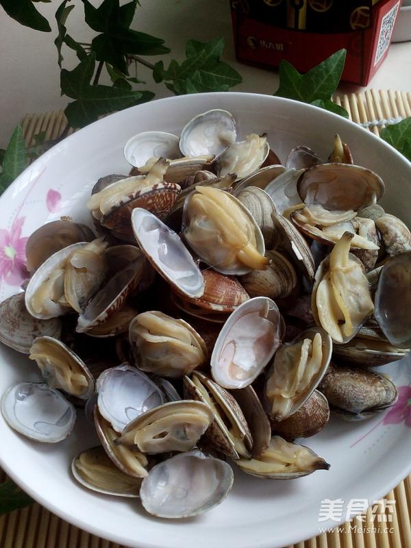 原汁蒸蛤蜊的简单做法
