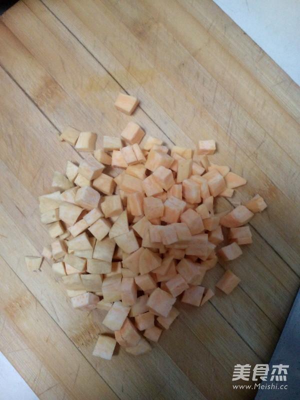 小米红薯粥的家常做法