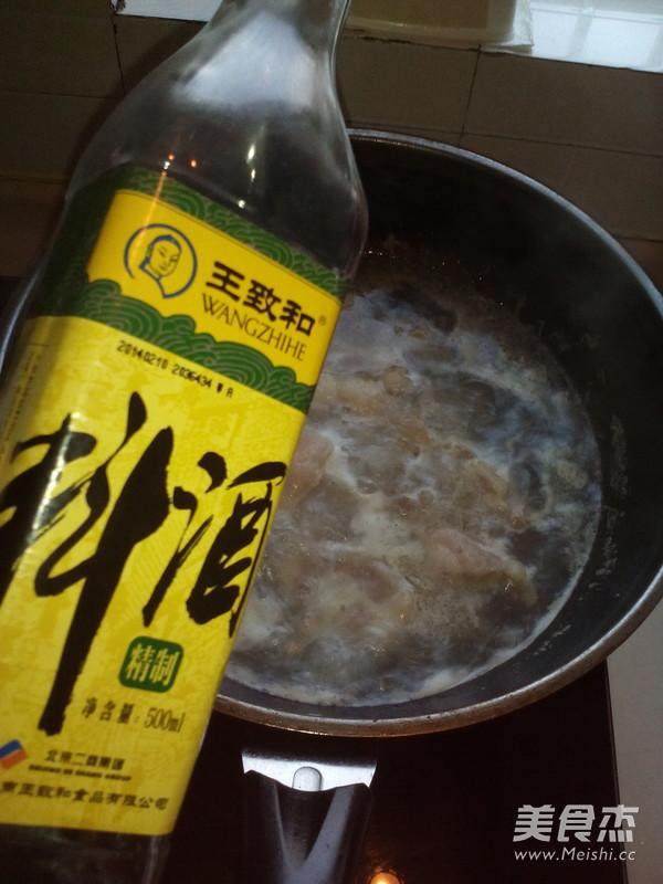 牛尾汤的做法图解