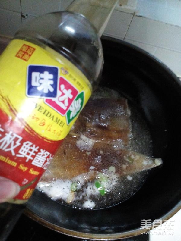 红烧舌头鱼怎么煮